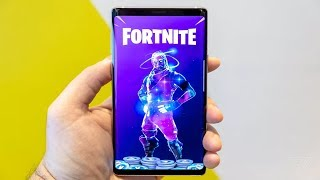 """How To Download And Install Fortnite On ANDROID"" - How To Play Fortnite Mobile On Your Android!"