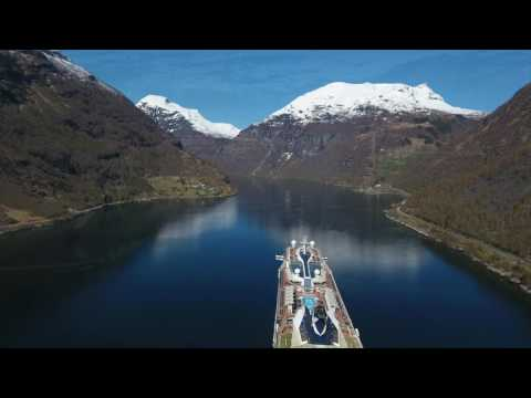 Celebrity Eclipse in Norway and Ireland!