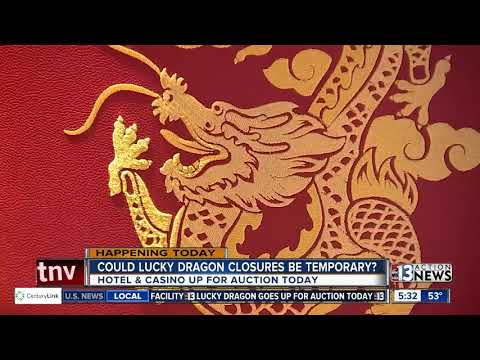UPDATE: Lucky Dragon heads to auction