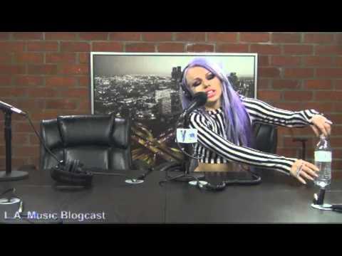Kerli - tRadioV Interview part 1