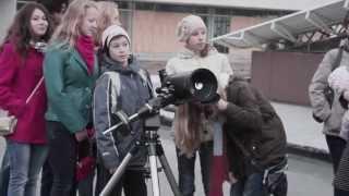 В Челябинске прошел день открытой астрономии(, 2013-09-24T15:36:18.000Z)