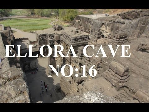 India/Beautiful (Ellora Caves no 16) Part 53 (HD)