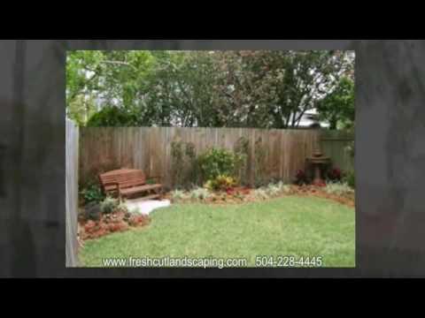 residential landscaping metairie