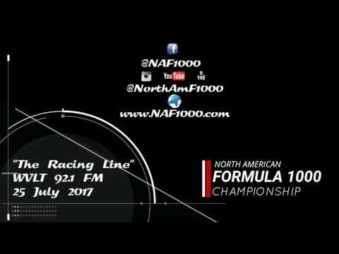 """NAF1000 on """"The Racing Line"""" Radio"""