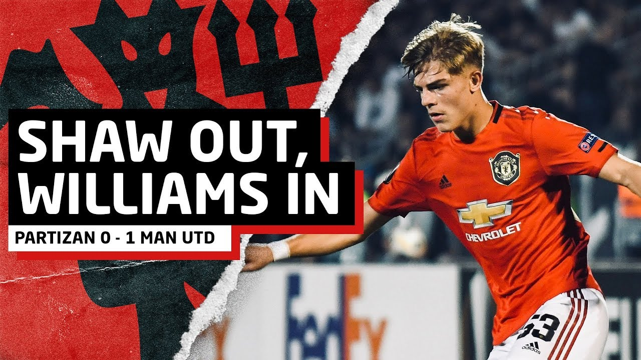 Manchester United vs Partizan: Five things we learned as Ole ...