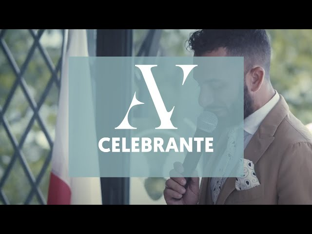 celebrante rito civile matrimonio - Relais i Due Roccoli - Andrea Vivona