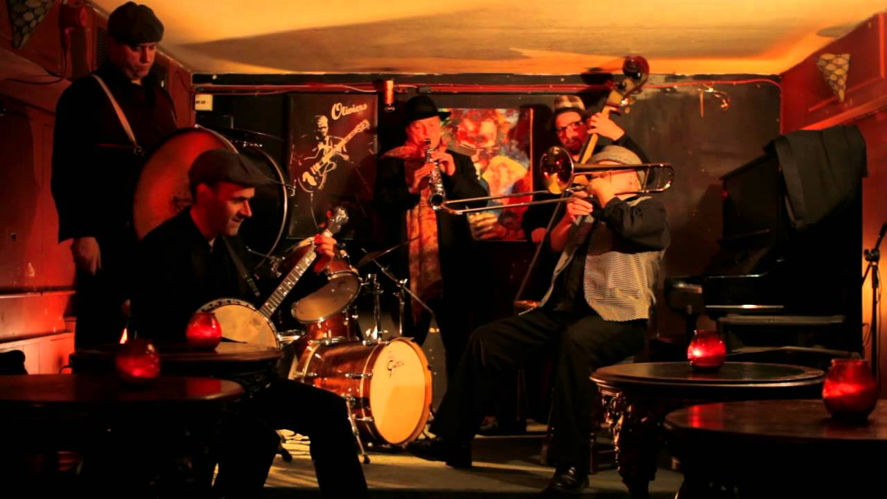 New Orleans Funeral Jazz Band Youtube
