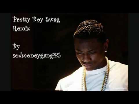 Soulja Boy  Pretty Boy Swag All Black Remix