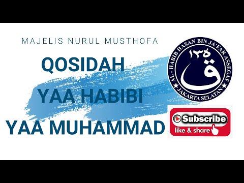 Qasidah Yaa Habibi Yaa Muhammad,