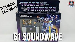 155 G1 Soundwave Walmart Reissue review and comparison