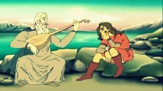 Azerbaycan Cizgi Filmi -Basat Ve Tepegöz