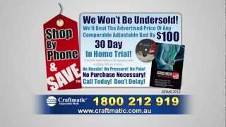 Shop Craftmatic Adjustable Beds By Phone