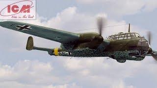 1/72 Dornier Do 215 B-4 by ICM video preview
