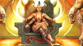 Mortal Kombat IX Sheeva ENDING 4k UHD 2160p