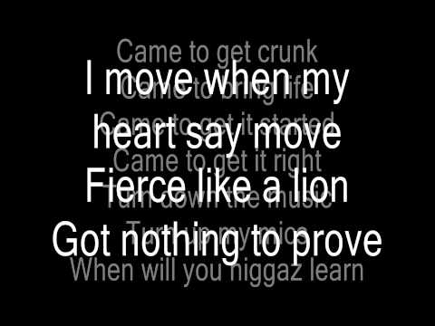 Roy Jones-Can't be touched(lyrics)