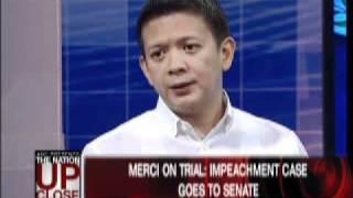 ANC Presents: The Nation Up Close Episode 7: Merci on Trial: Impeachment Case Goes To Senate 4/5