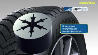 видео Goodyear Ultra Grip + SUV