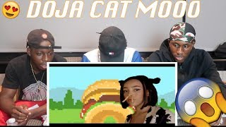 Doja Cat 34 Mooo 34 Official Audio Reaction