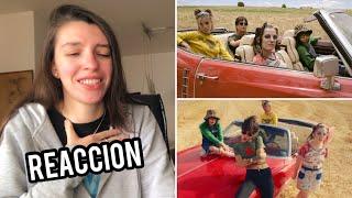 Cariño, Natalia Lacunza - Modo Avión || REACCIÓN