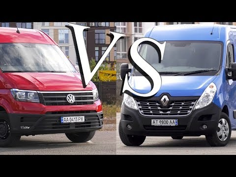 Renault Master VS