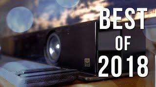 The BEST Soundbar 2018 - Sony HT-ZF9 soundbar !