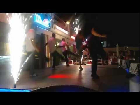 """Staff Dance @ Club Aysha (Marmaris, Turkey) - Marisa Turner """"Deeper In The Night"""""""