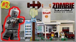 LEGO Самоделка - Зомби Апокалипсис #2 / LEGO Zombie Apocalipsis MOC