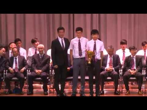 14-7-2016 Prize Presentation