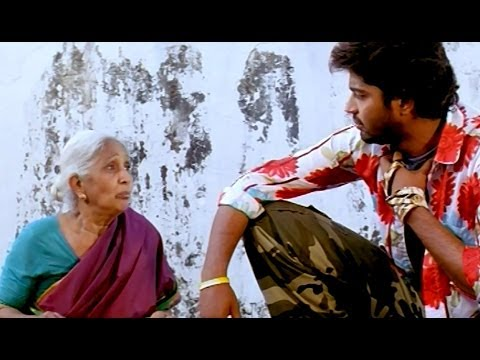 Gamyam Movie || Old Woman Teasing Allari Naresh Hilarious Comedy Scene