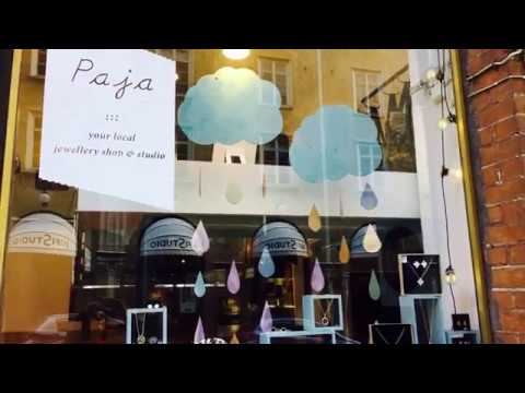 PAJA: Finnish jewelry store in Helsinki, Finland