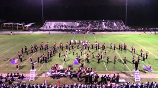 CHS Marching Band 10-2-15