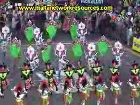 Alien Dance Malta Carnival 2006