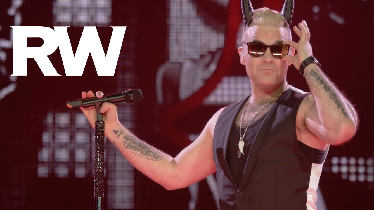 Robbie Williams | Under The Stage