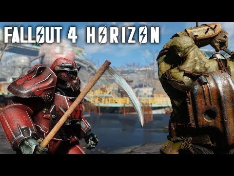 Go. Into. The Water. - Let's Play Fallout 4 Horizon Ultra Modded - Episode 11 thumbnail