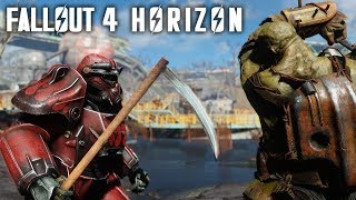 Go. Into. The Water. - Let's Play Fallout 4 Horizon Ultra Modded - Episode 11