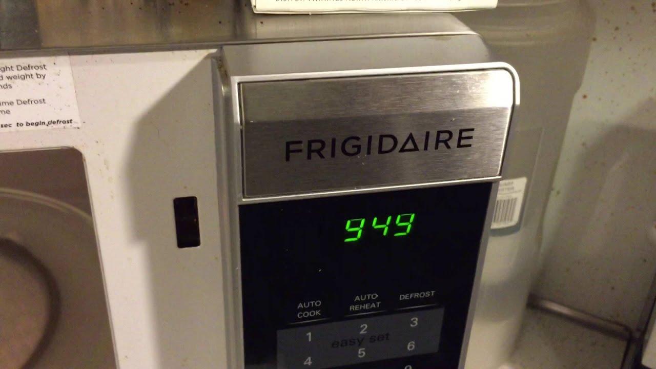 Frigidaire 1 Cu Ft Countertop Microwave Ffcm1134ls Rust Rot
