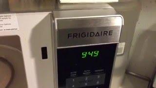 frigidaire 1 1 cu ft countertop microwave ffcm1134ls rust rot