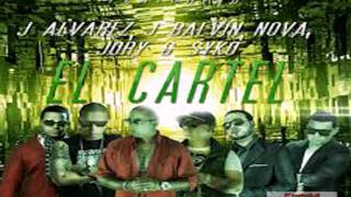 El Cartel   MAD BASS Feat  J ALVAREZ, ÑENGO FLOW, NOVA y JORY, J BALVIN, SYKO
