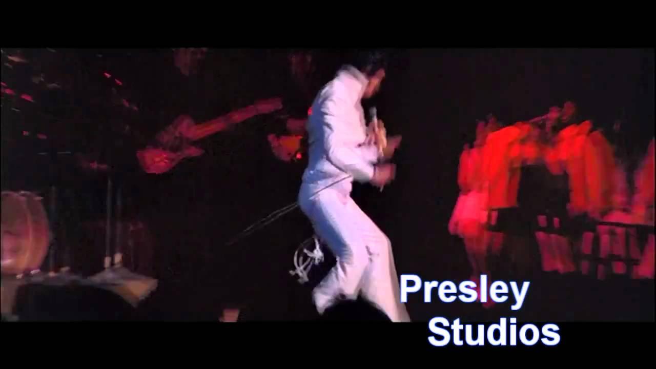 Download Elvis Presley - Suspicious Minds 2010 HD
