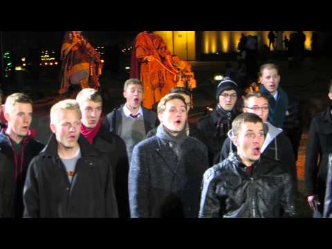 Nowell - BYU Men's Chorus on Temple Square