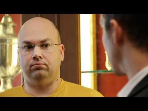 DAVID CHAPMAN INTERVIEW (UNCUT RAW) NYAC - MAY 2011