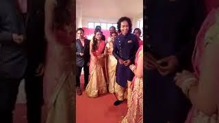 Vivek nayak engagement video|nagpuri singer|ranchi