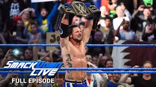 WWE SmackDown LIVE Full Episode, 7 November 2017