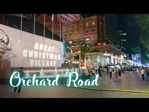 SINGAPORE | Orchard Road Pt. 1 (X'mas Edition)