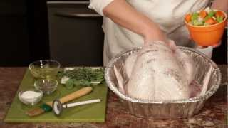 How To Roast A Thanksgiving Turkey- Eco-foil