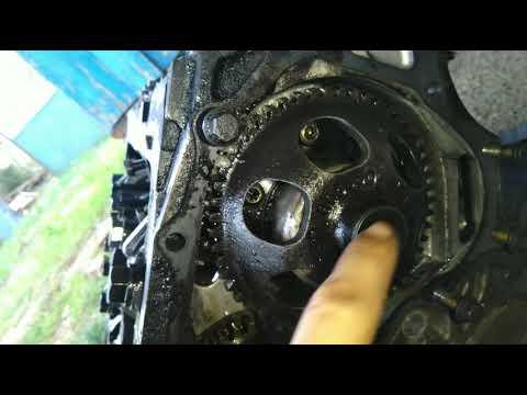 3 часть Форд транзит 2.5 дизель капиталка своими руками двигатель разобран (Сергей Родионов)