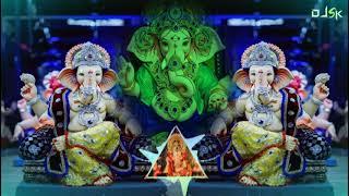 AAO GANESH JI MANDAP MEIN AAO REMIX BY DJ SAHIL JBP BY DJ SK JBP