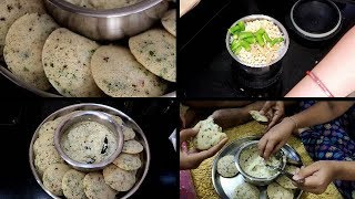 INDIAN MORNING BREAKFAST ROUTINE | Instant Rava Idli | Coconut Chutney