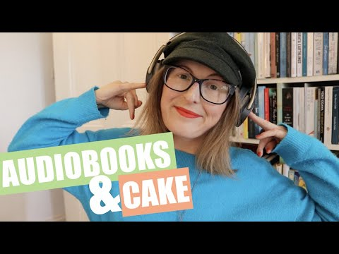 Audiobook Recommendations & Making A Cake! 🎧🍰