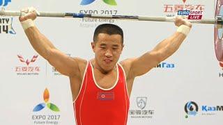 2014 World Weightlifting Championships, Men 56 kg \ Тяжелая Атлетика. Чемпионат Мира